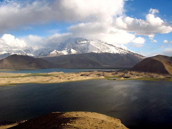 Karakul Lake Tajikistan Lake Kara Kul Tajikistan